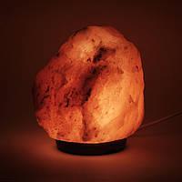 Соляная лампа - теплый подарок