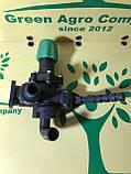 Кран регулятора тиску обприскувача ОП-2000,ARAG., фото 3
