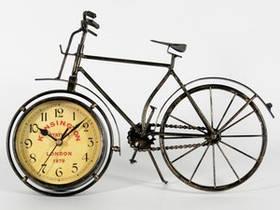Часы Ретро настольные Велосипед
