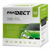 Автомобильная охранная система Pandect X-2010