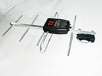 Антенна T2 (ДМВ) 5 элементов наружная компактная