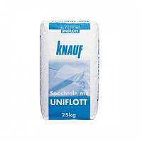 Высокопрочная гипсовая шпаклевка Knauf UNIFLOTT (25кг)