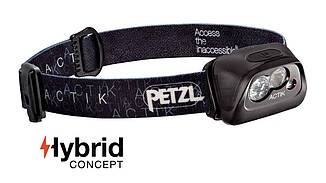 Фонарь налобный Petzl ACTIK® black (E99AAA)