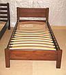 """Детская деревянная кровать из массива дерева от производителя """"Эконом"""", фото 3"""