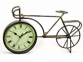 Красивые настольные часы Вело Спорт