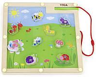 Игра с магнитным стиком Viga Toys Парк (50195)