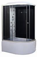 Гідромасажний бокс 120х80 Vivia 82-L-RC лівий електро