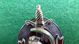 Нагрудний знак «Заслужений працівник МВС» 1946 рік срібло,позолота копія, фото 4