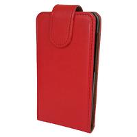 Чехол книжка Lenovo S898 Красный