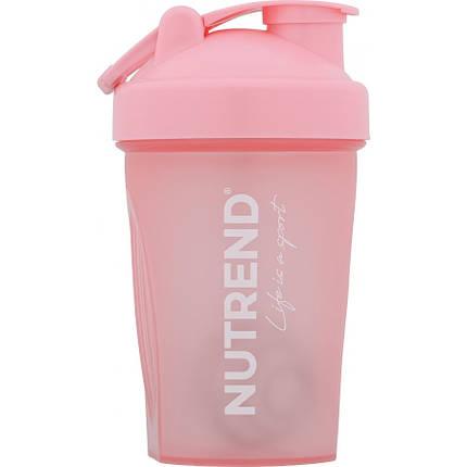 Шейкер Nutrend Life is a sport 400 ml, фото 2