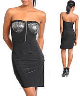 Платье женское с открытой спиной