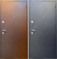 Двери металлические входные, тамбурные, подъездные Украина
