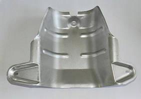 Защита глушителя средней части Матиз 96316784-GM