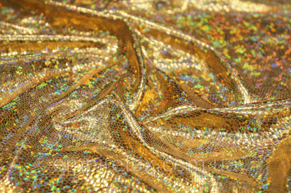 Бифлекс Голограмма Золото