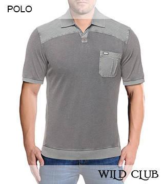 Трикотажные футболки поло опт Wild Club 817003, фото 2