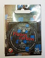 Флюорокарбон Instinct 0.115 mm