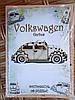 Дерев'яний конструктор 3D пазл Volkswagen, фото 5