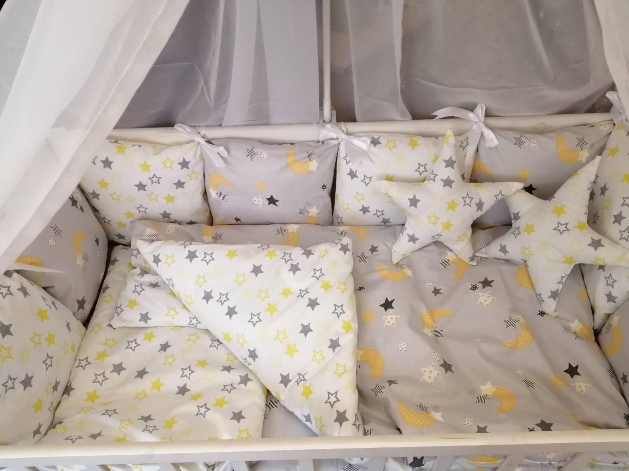 Постельный набор в кроватку Bonna Elite Бонна Элит