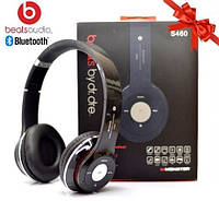 Беспроводные наушники Beats Solo HD S460 Bluetooth,MP3,FM,CDcard! Акция