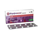 Марфлоксин 5 мг 10 таблеток KRKA