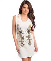 Платье-туника женское летнее