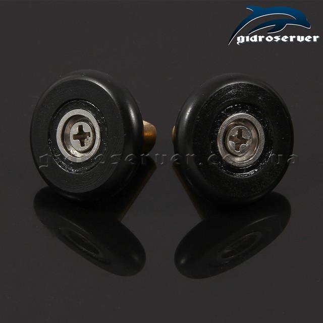 Сменная ось для роликов душевой кабины, гидромассажного бокса OSN-01 с диаметрами колес 23 и 26 мм.