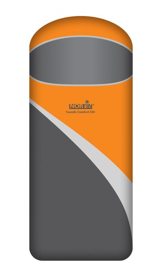 NS-30208 Мішок-ковдра спальний Norfin Scandic Comfort 350 NS R (NS-30208)