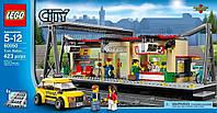 LEGO City Железнодорожный вокзал 60050