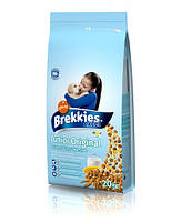Brekkies Excel Junior 20 кг - корм для щенков с кальцием и витаминами