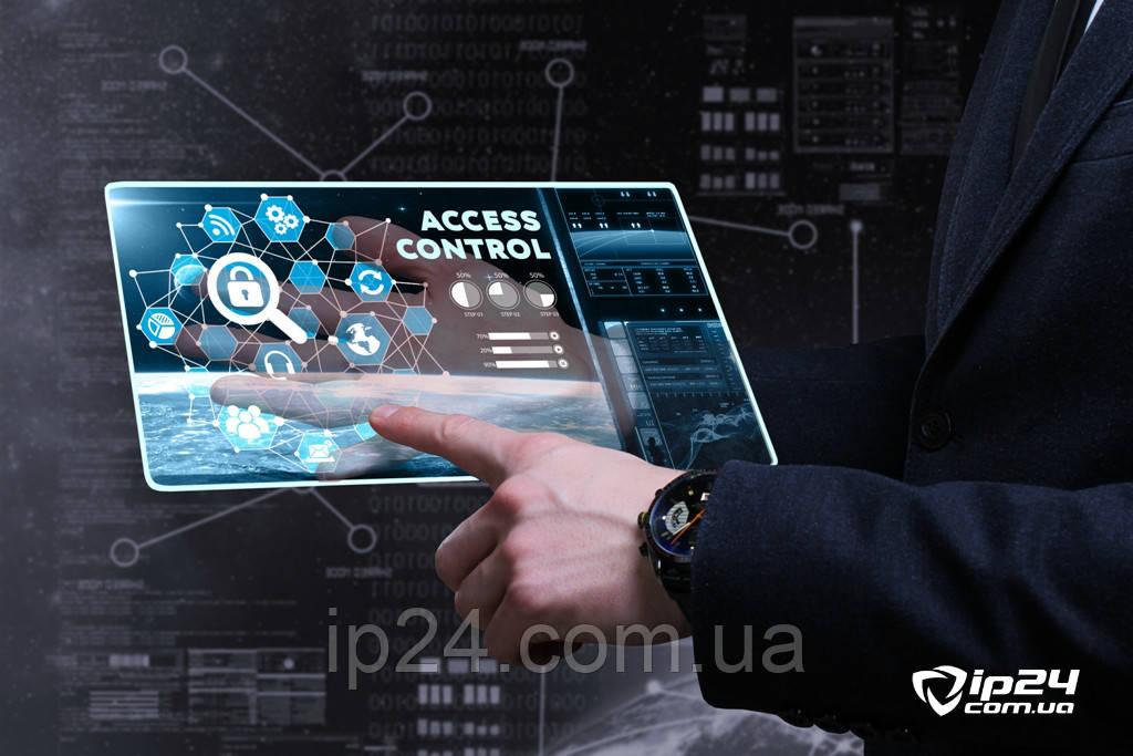 Установка систем контроля доступа (СКД)