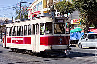 """Аренда трамвая. Трамвай """"Лялька"""""""
