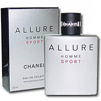 Мужская туалетная вода Chanel Allure Homme Sport (Шанель Аллюр Хом Спорт) 100 мл|Турция Люкс