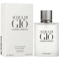 Мужская туалетная вода Armani Acqua Di Gio Men (Армани Аква Ди Джио Мен) 100 мл Турция Люкс