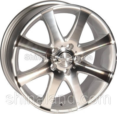 Литые диски Zorat Wheels Ford ZW-461 5x13 4x114,3 ET35 dia73,1 (SP)