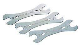 Конусні ключі BikeHand YC-257A,  13/14мм