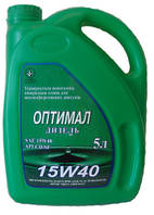 Моторное масло Оптимал Дизель 15W40 5л
