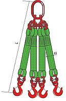 Стропы текстильные 4СТ