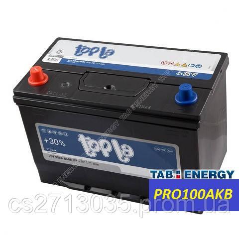 Автомобильный аккумулятор Topla top asia 95 Ач 850 А (1) L+