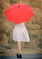 Зонты женские полуавтоматы.
