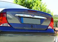 Планка над номером (Sedan) Ford Focus I (1998-2005)