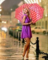 Зонты женские автоматы.