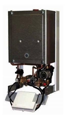 Турбированный двухконтурный газовый котел ITALTHERM TIME 35 F площадь обогрева до 350 м2 / Италтерм Тайм, фото 2