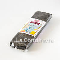 Шоколадная паста для моделирования c какао маслом, черная, 1 кг