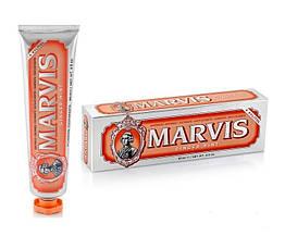 """Зубная паста """"Мята и имбирь"""" Marvis Ginger Mint"""