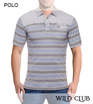 Футболки Поло Турция Wild Club 86043
