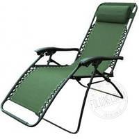 Кресло-шезлонг раскладное Jeliang HYS-201 (177x64x110 см)