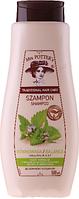 Шампунь для волос Mrs. Potter's Мелисса и витамины А, Е, F (500мл.)