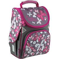 Рюкзак школьный каркасный GoPack 5001-6