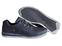 Мужские кожаные кроссовки в стиле в стиле columbia Anser, фото 1