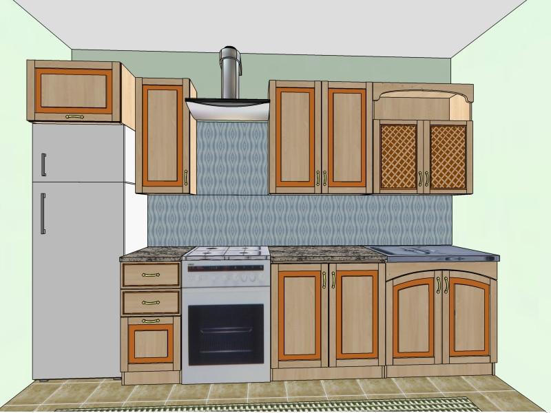 Кухня Юля Нова  в Волочиске